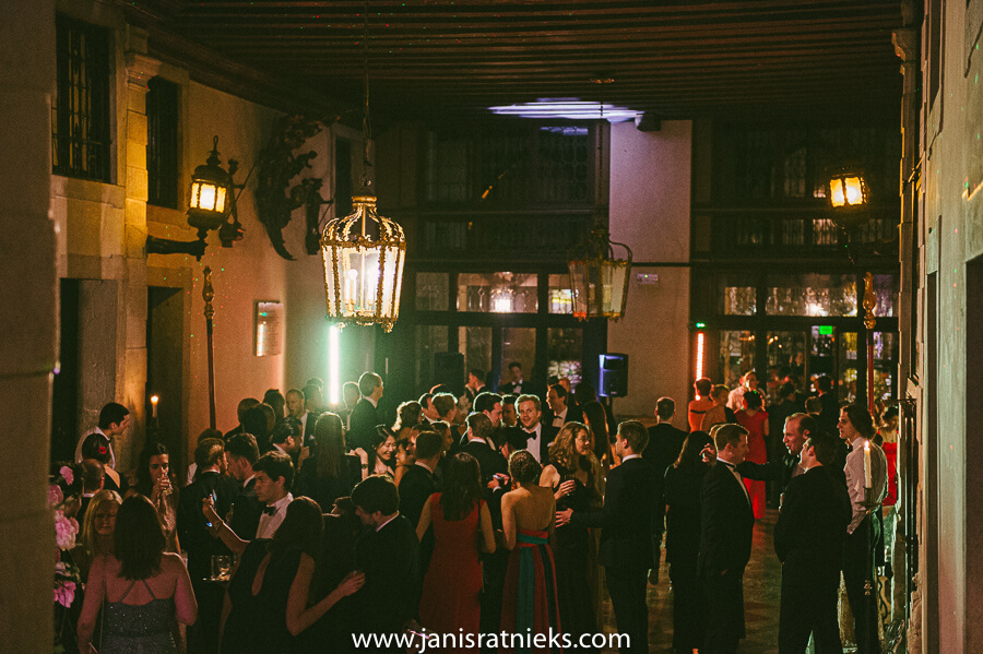 wedding party Venice