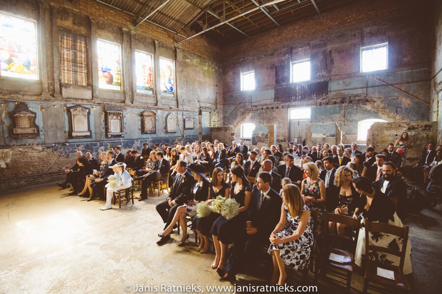 wedding venue asylum chapel