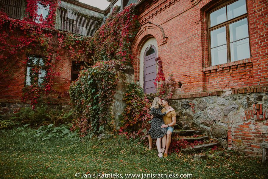 autumn photo session