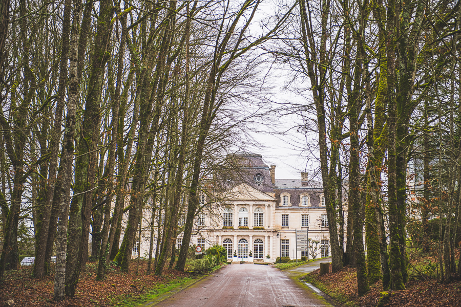 Chateau wedding venue in France