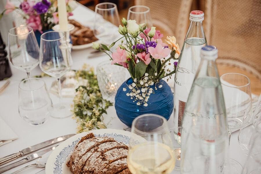 DIY wedding decors