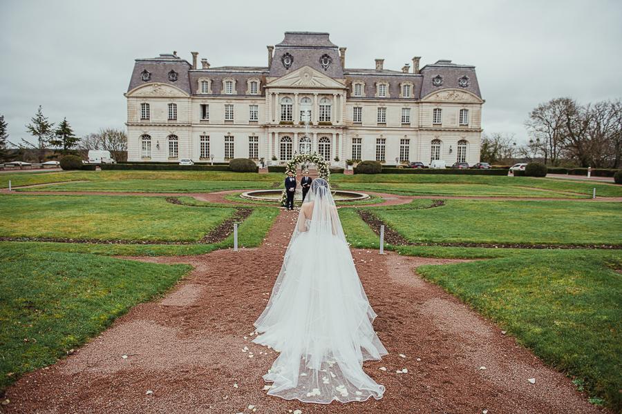 D'artigny wedding