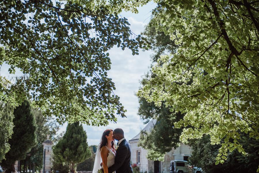 Nigerian wedding in France