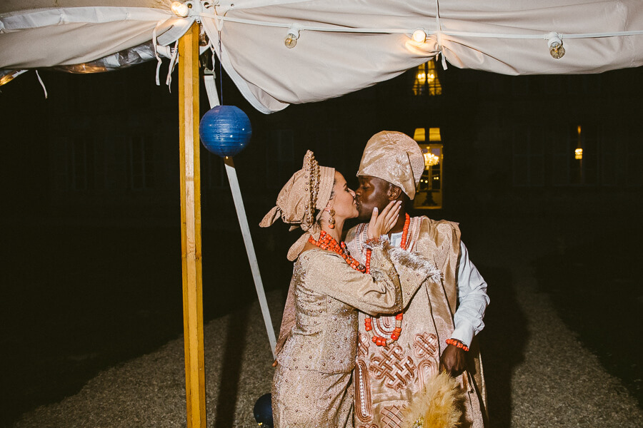 African wedding traditions