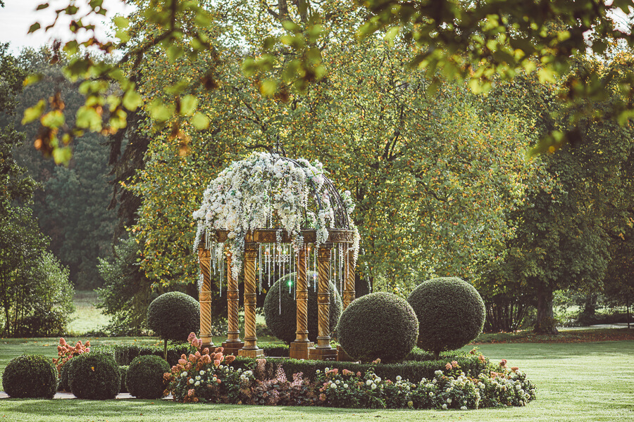 chateau challain wedding photographer