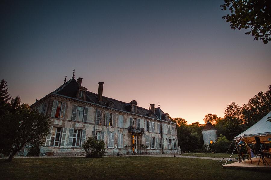 chateau de mairy elopement