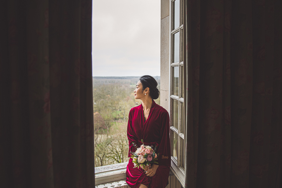 pre-wedding in France