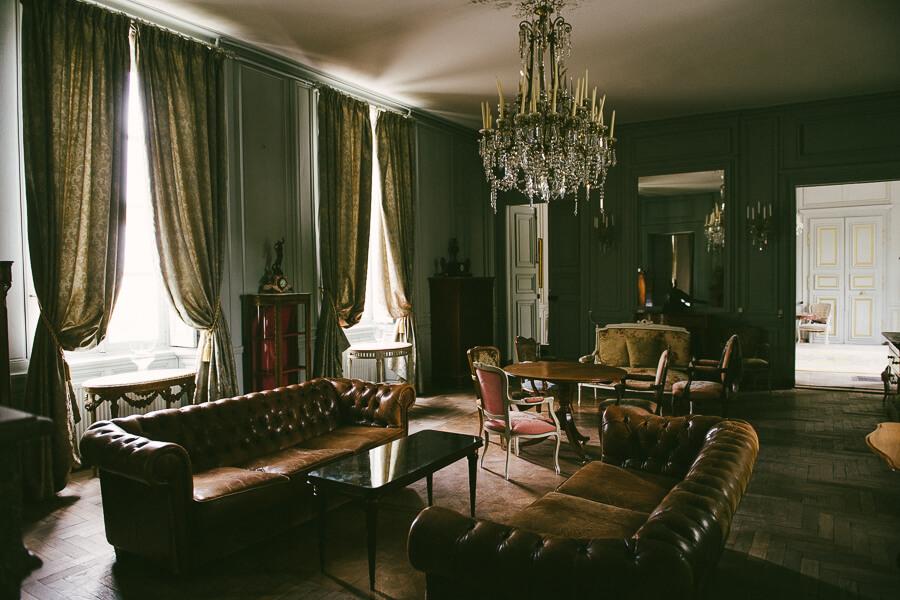 wedding chateau in France