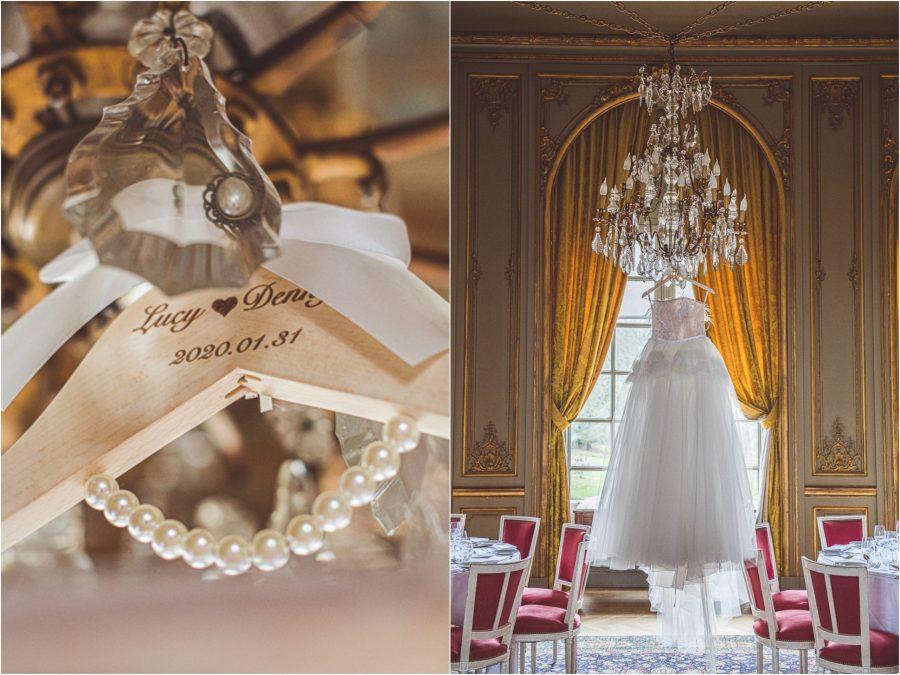 wedding dress in France