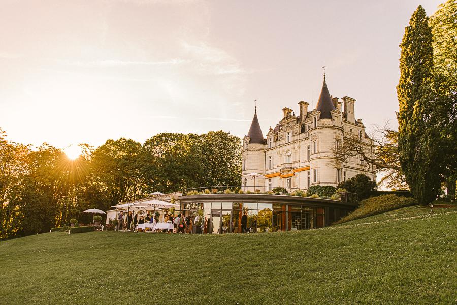 Domaine de la Tortiniere wedding venue