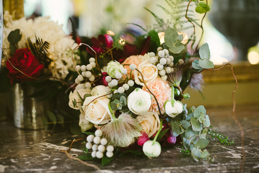 wedding floral decorations