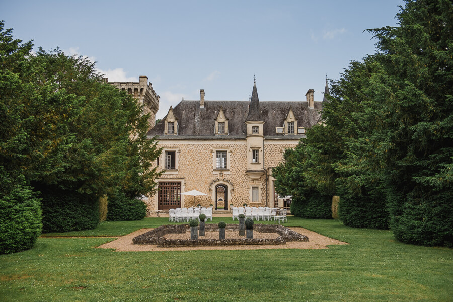 wedding chateaus in France
