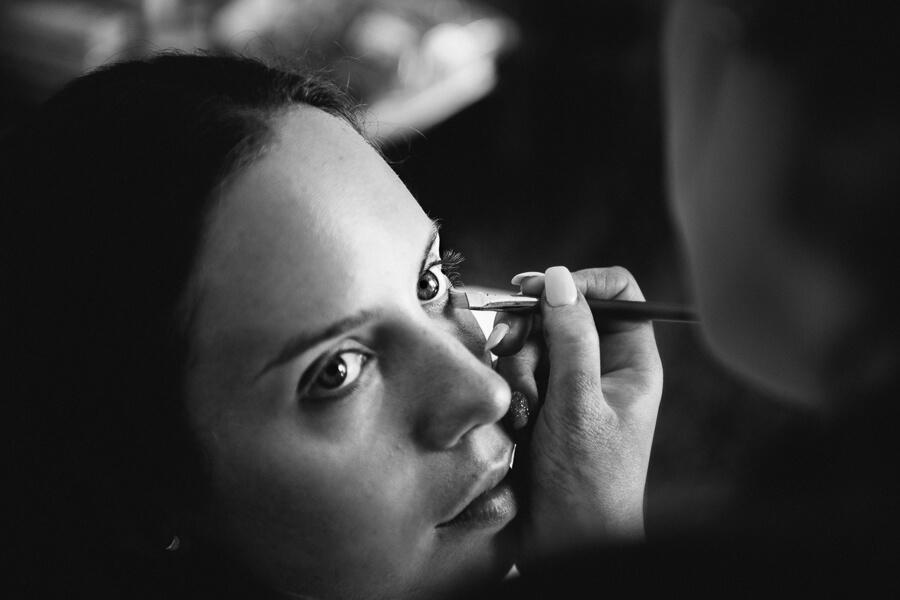 wedding make up photographer