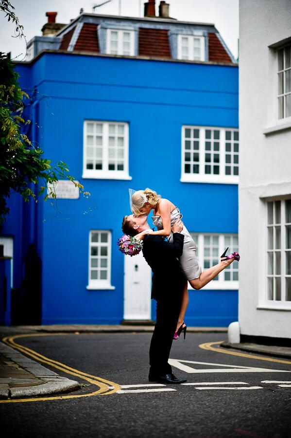 Engagement photoshoot Chelsea